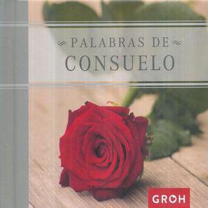 PALABRAS DE CONSUELO / PD.