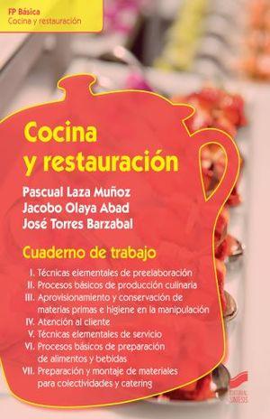 COCINA Y RESTAURACION. CUADERNO DE TRABAJO. SERVICIO / VOL. II