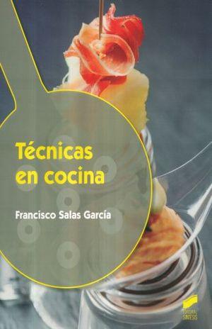 TECNICAS EN COCINA