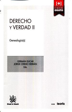 DERECHO Y VERDAD II