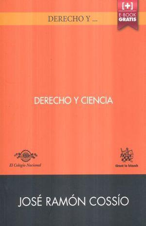 DERECHO Y CIENCIA
