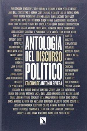 ANTOLOGIA DEL DISCURSO POLITICO