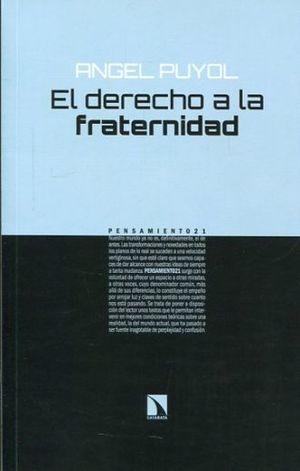 DERECHO A LA FRATERNIDAD, EL