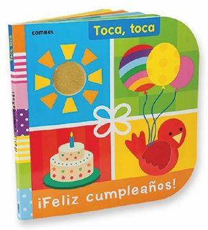 FELIZ CUMPLEAÑOS / TOCA TOCA / PD.