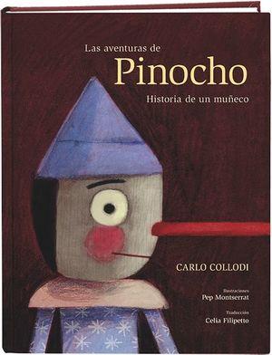 AVENTURAS DE PINOCHO, LAS. HISTORIA DE UN MUÑECO / PD.