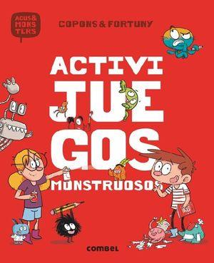 Agus y los monstruos (Agus & Monsters). Activijuegos monstruosos