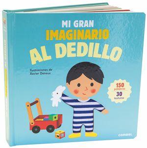 Mi gran imaginario al dedillo / 2 ed. / pd.