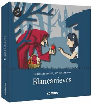 BLANCANIEVES. LIBRO POP UP / PD.