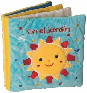 AMIGOS DEL SOL, LOS. EN EL JARDIN (LIBRO DE TELA)