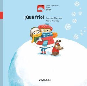 QUE FRIO / PD.