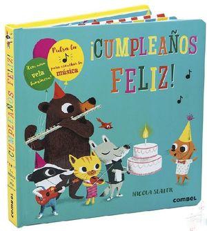 CUMPLEÑOS FELIZ / PD.