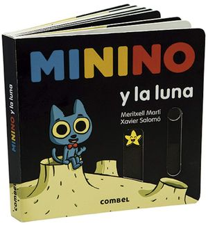 Minino y la luna / Pd.