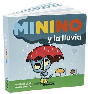 Minino y la lluvia / Pd.