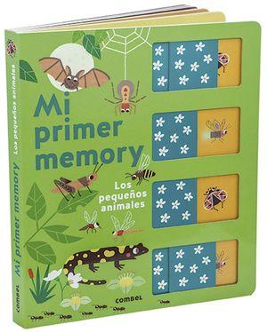 Mi primer memory. Los pequeños animales / Pd.