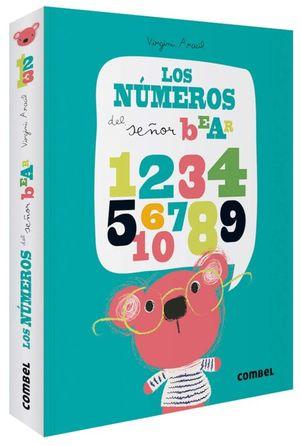 Los números del señor bear / Pd.