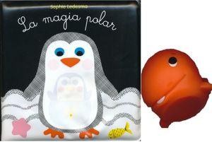 La magia polar (Incluye muñeco para jugar en el baño)