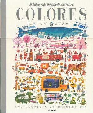 El libro más bonito de todos los colores / Pd.