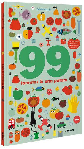 99 tomates & 1 patata / pd.
