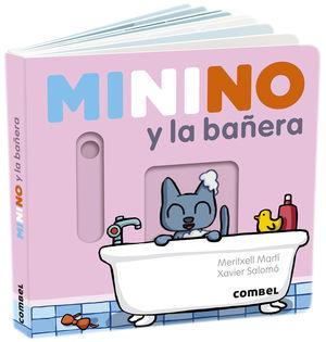 Minino y la bañera / pd.
