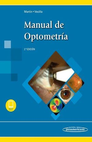 MANUAL DE OPTOMETRIA / 2 ED. / (INCLUYE EBOOK)