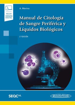Manual de citología de sangre periférica y líquidos biológicos / 2 ed. (Incluye versión digital)