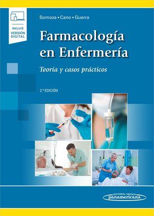 Farmacología en Enfermería / 2 ed. (Incluye versión digital)