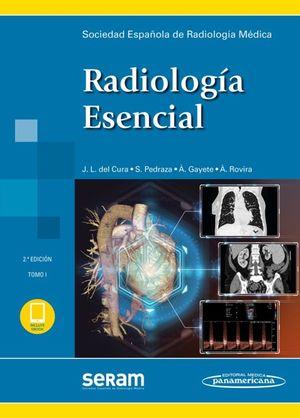 RADIOLOGIA ESENCIAL / 2 ED. / TOMO I Y II / INCLUYE VERSION DIGITAL / PD.