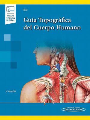 Guía topografía del cuerpo humano (Incluye versión digital)