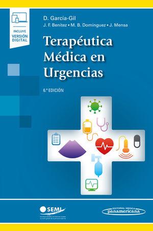 Terapéutica médica en urgencias / 6 ed. (Incluye versión digital)