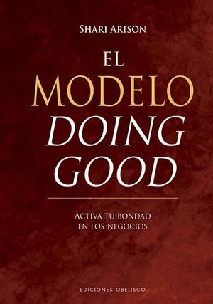 MODELO DOING GOOD, EL / PD