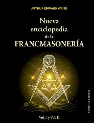 NUEVA ENCICLOPEDIA DE LA FRANCMASONERIA / PD.
