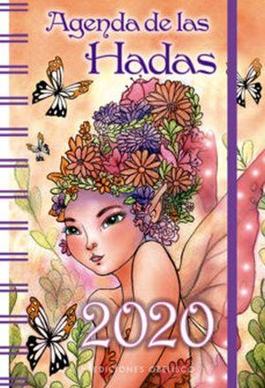 AGENDA DE LAS HADAS 2020 (ESPIRAL)