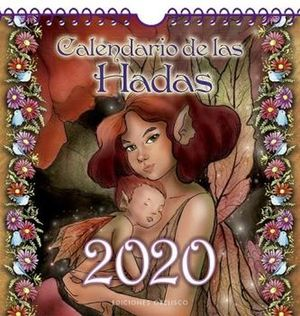 CALENDARIO DE LAS HADAS 2020 (ESPIRAL)