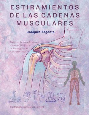 Estiramientos de las cadenas musculares / pd.