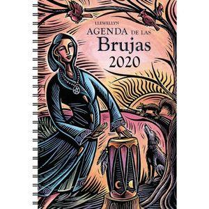 AGENDA DE LAS BRUJAS 2020 (ESPIRAL)