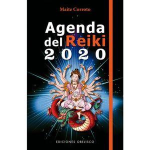 AGENDA DEL REIKI 2020 / PD.