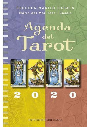 AGENDA DEL TAROT 2020 (ESPIRAL)