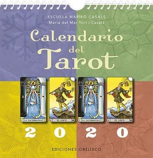CALENDARIO DEL TAROT 2020 (ESPIRAL)