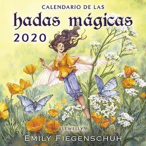 CALENDARIO DE LAS HADAS MAGICAS 2020 (GRAPA)