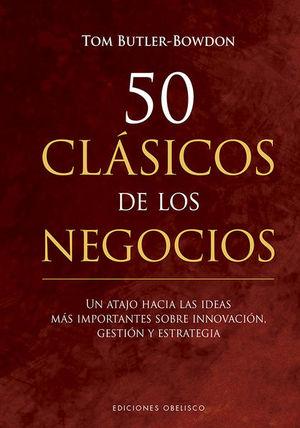 50 clásicos de los negocios / pd.