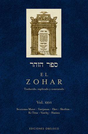 El Zohar / vol. XXVI / pd.