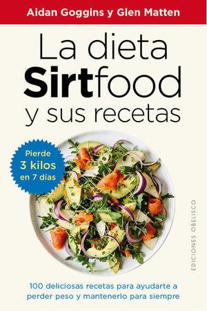La dieta Sirtfood y sus recetas