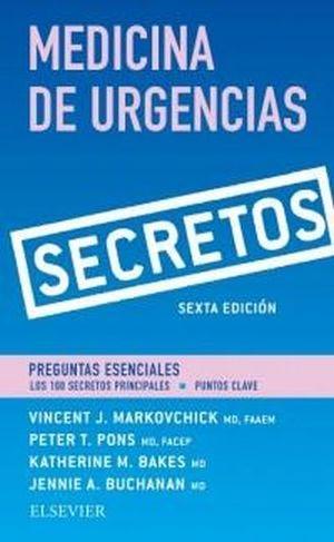 SECRETOS. MEDICINA DE URGENCIAS / 6 ED.