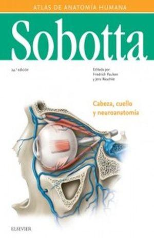 SOBOTTA. ATLAS DE ANATOMIA HUMANA / PD. / VOL. 3 / 24 ED.