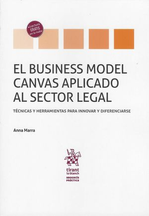 El Business Model Canvas aplicado al sector legal. Técnicas y herramientas para innovar y diferenciarse.