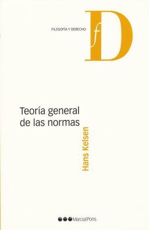 TEORIA GENERAL DE LAS NORMAS