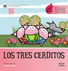 ERASE UNA VEZ. LOS TRES CERDITOS (ITBOOK)