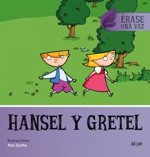 ERASE UNA VEZ. HANSEL Y GRETEL (ITBOOK)