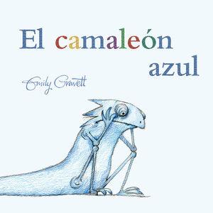 CAMALEON AZUL, EL / PD.