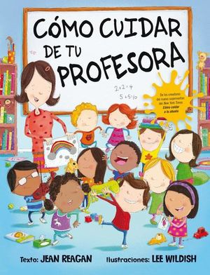 COMO CUIDAR DE TU PROFESORA / PD.